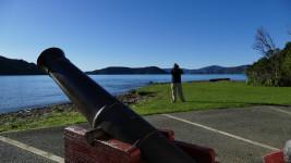 Captain Cooks monument 2019