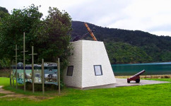 Ship cove monument