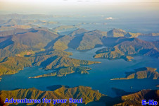 Outer sounds islands aerial