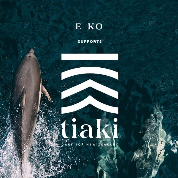 Tiaki Promise E-Ko