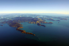 Cape Jackson from Air