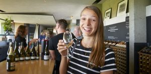Wine-tasting in Marlborough