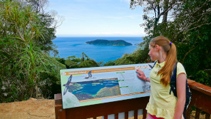 Queen Charlotte Track Lookout