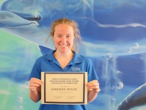 Certified Guide Annemiek Wolse