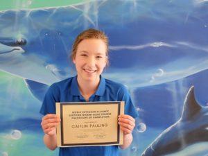Certified Marine Guide Catlin Pauling